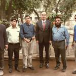EU Delegation visits Hazaribagh Tannery.
