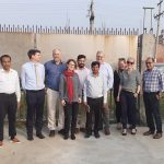 German Delegation Team Visited Tannery Industrial Estate Dhaka